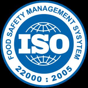 Πιστοποίηση Iso22000 2005