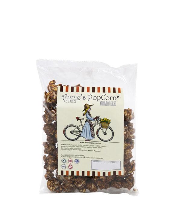karamelomena popcorn kakao