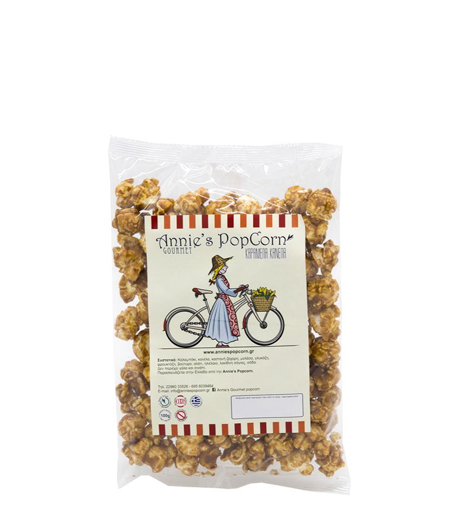 popcorn geysi kanela